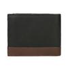Men's leather wallet bata, black , 944-6149 - 16