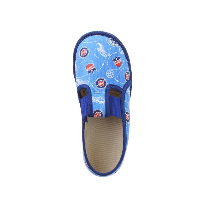 Children's slippers bata, multicolor, 179-0105 - 19