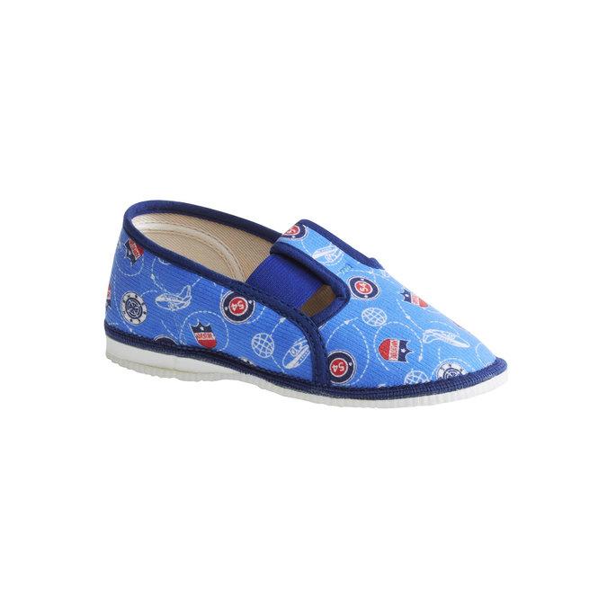 Children's slippers bata, multicolor, 179-0105 - 13