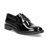 Ladies' shoes in Derby style vagabond, black , 528-6004 - 13