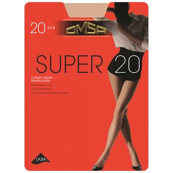 Ladies' tights omsa, beige , 919-8385 - 13