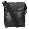 Men's crossbody bag bata, black , 961-6262 - 19