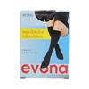 Ladies' black knee socks evona, black , 919-6143 - 13