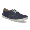 Casual leather shoes weinbrenner, blue , 846-9631 - 13
