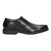 Men's leather shoes rockport, black , 824-6117 - 15