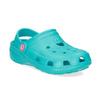 Children's turquoise sandals coqui, turquoise, blue , 372-9605 - 13