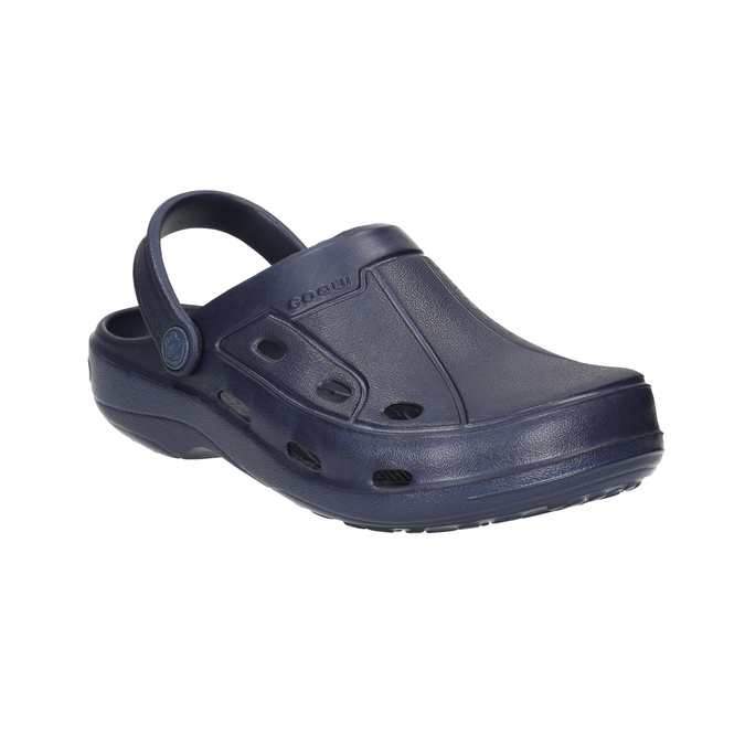 Children's blue sandals coqui, blue , 472-9610 - 13