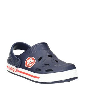 Children's blue sandals coqui, blue , 272-9603 - 13