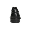Men's shoes with stitching pinosos, black , 824-6542 - 17