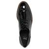 Ladies' patent oxford shoes bata, black , 521-6606 - 19