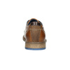 Casual leather shoes bata, brown , 826-3910 - 17