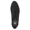 Ladies' shoes with stitching bata, black , 529-6632 - 19