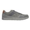 Men's grey sneakers north-star, gray , 841-2607 - 15