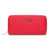 Red ladies' wallet bata, red , 941-5180 - 26
