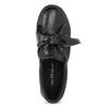 Slip-Ons with Bow north-star, black , 511-6606 - 17