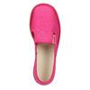Children's pink slippers bata, pink , 279-5121 - 15