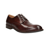 Men's brown leather shoes bata, brown , 826-4681 - 13