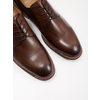 Men's brown leather shoes bata, brown , 826-4681 - 14