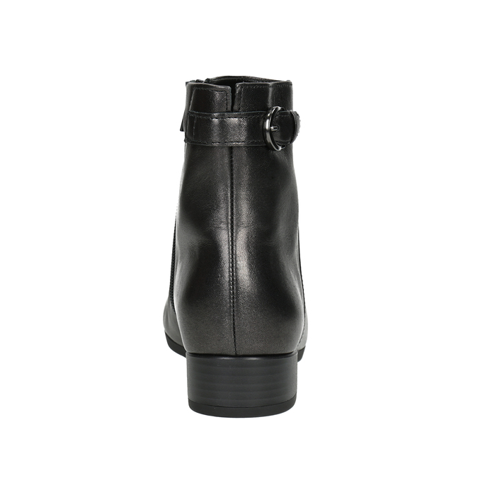 Leather Ankle Boots gabor, 616-4008 - 16