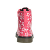 Girls' Lace-Up Boots with Stars mini-b, pink , 291-5167 - 16