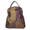 Ladies' Leather Handbag a-s-98, multicolor, 966-0061 - 26