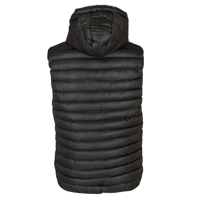 Men's Quilted Vest bata, green, 979-7116 - 26