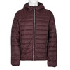 Men's Quilted Jacket with Hood bata, red , 979-5143 - 13