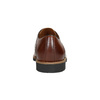 Men's leather Brogue shoes conhpol, brown , 826-3921 - 16