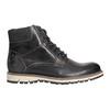 Men's Winter Ankle Boots bata, gray , 896-2657 - 15
