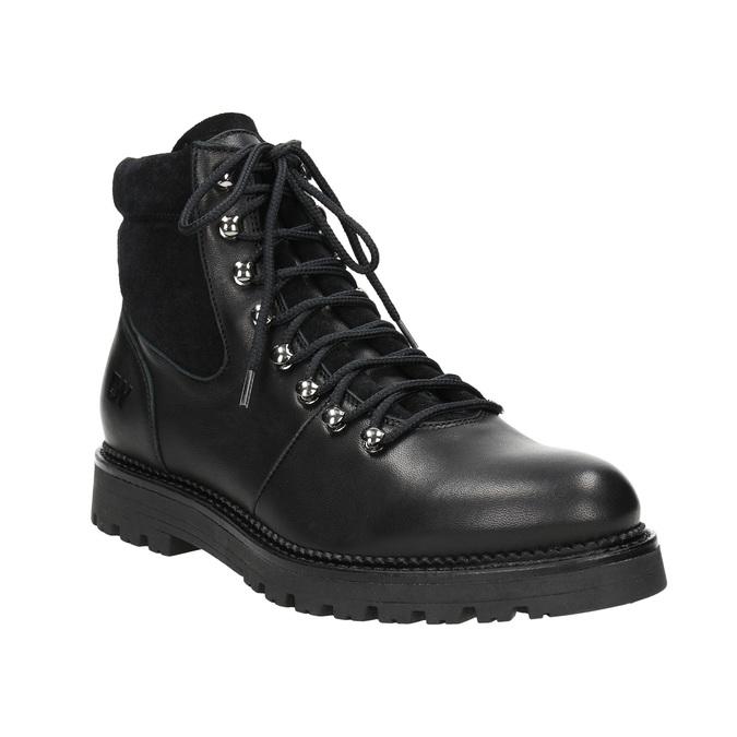 Ladies' winter boots weinbrenner, black , 596-6672 - 13