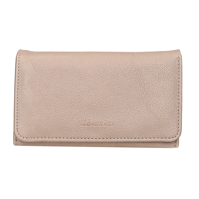 Ladies' purse with stitching bata, 941-5156 - 26