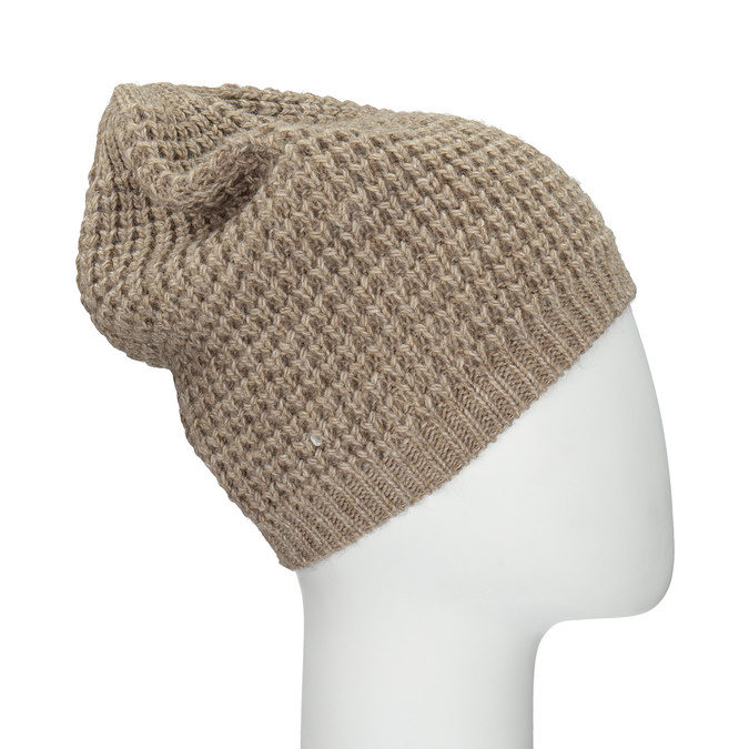 Knitted Hat bata, multicolor, 909-0695 - 17