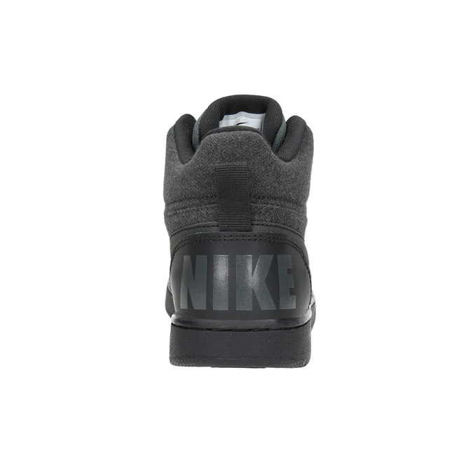 Children's High-Top Sneakers nike, gray , 401-2405 - 15
