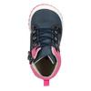 Ankle boots with a distinctive sole bubblegummer, blue , 121-9619 - 15