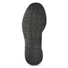 Men's black sneakers nike, black , 809-0557 - 18