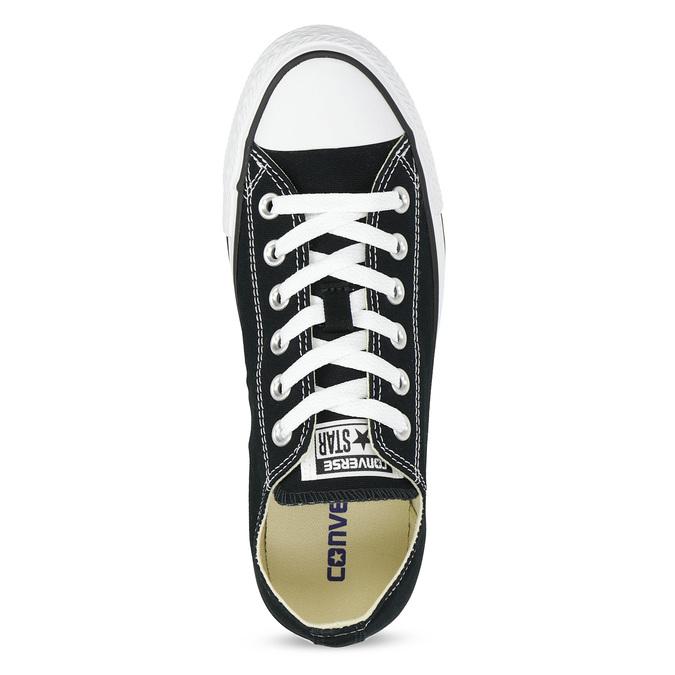 Ladies' tennis shoes converse, black , 589-6279 - 17