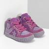 Girls' pink shoes bubblegummer, pink , 123-5601 - 26